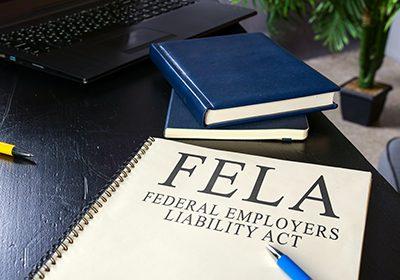 Federal Employers Liability Act folder